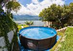 Location vacances  Guatemala - Atitlan luxury house-4