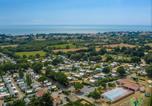 Camping avec Piscine couverte / chauffée Noirmoutier-en-l'Ile - Camping Les Brillas-1