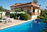Location vacances Vinaròs - Villa berta-3