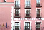 Hôtel Valladolid - Zenit Imperial-3
