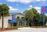 Hôtel Fort Lauderdale - Motel 6 Fort Lauderdale-1