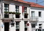 Hôtel Saint-Jacques-de-Compostelle - Hotel San Clemente by Pousadas de Compostela-2