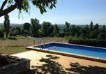 Location vacances Montazeau - Villa Les Bories-1