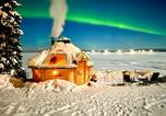 Camping avec Accès direct plage Suède - Northern Light Camp-4