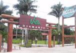 Hôtel Chetumal - Villa Diamante-1