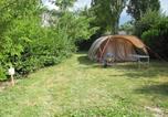 Camping 4 étoiles Sillé-le-Philippe - Camping Ferme Pédagogique de Prunay-3