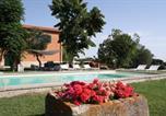 Hôtel Province de Viterbe - Ippocastano B&B-3