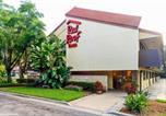 Hôtel Tampa - Red Roof Inn Tampa Fairgrounds - Casino