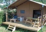 Camping avec Parc aquatique / toboggans Beaumont-du-Périgord - Camping Las Patrasses-4