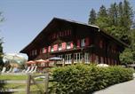 Hôtel Suisse - Naturfreundehaus Grindelwald-1