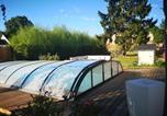 Location vacances Blaison-Gohier - La villa Bois des Roses-3
