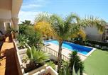Location vacances Montbrió del Camp - Villa Gladiols-2
