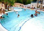 Camping avec Ambiance club Agde - Camping Club Le Napoléon -1