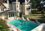 Location vacances Le Vigeant - Chateau L'Hubertiere near Poitiers-1