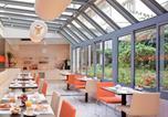 Hôtel 4 étoiles Boulogne-Billancourt - Mercure Paris 15 Porte de Versailles-1