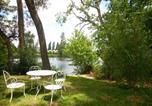 Location vacances  Indre-et-Loire - La Maison du Lac-2