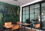Hôtel Pattaya - Backpack Station Pattaya-4