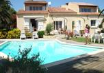 Location vacances  Haute Corse - Villa aquarelle-1