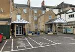 Hôtel Royaume-Uni - The Sleep Station Newport-1