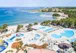 Camping avec Piscine Croatie - Camping Zaton Holiday Resort -1