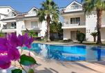 Location vacances Kemer - Atalos residence flat with 3 bedroom-1