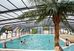 Camping avec Club enfants / Top famille France - Camping L'Etang du Pays Blanc-1