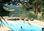 Camping  Acceptant les animaux Aveyron - Pôle touristique Bellevue-1
