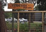 Hôtel Pucón - Verdevida Apart Hotel-1