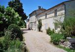 Hôtel Saint-Emilion - La Gomerie Chambres d'Hotes-1