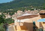 Location vacances Bargemon - Villa de 3 chambres a Callas avec magnifique vue sur la montagne piscine privee jardin amenage-4