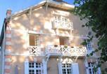 Hôtel Nanteuil-en-Vallée - Le Chateau de Lesterie-1