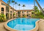 Location vacances Cairns - Oasis Inn Apartments-1