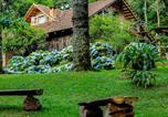Location vacances São Bento do Sul - Rancho do Lucas - Cabana e Chalé-1