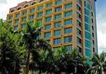 Hôtel Yangon - Panda Hotel-2