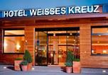 Hôtel Eichberg - Hotel Weisses Kreuz-1
