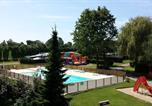 Camping avec Piscine Calvados - Camping L'Orée de Deauville-1