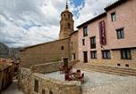Hôtel Teruel - Hotel Albanuracín-2