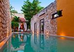 Hôtel Campeche - Hacienda Puerta Campeche a Luxury Collection Hotel-3