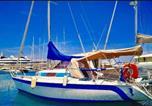 Hôtel Antibes - Dormir sur un voilier-1