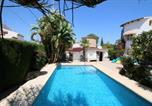 Location vacances Communauté Valencienne - Els Poblets Nk 4p-4
