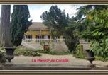 Hôtel Mercurey - Le Manoir de Cocelle-1