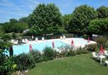 Camping Gironde - La Rivière Fleurie - Camping Sites et Paysages