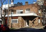 Hôtel Uruguay - Rambler Pocitos Hostel-4