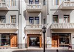 Hôtel Buenos Aires - Cassa Lepage Art Hotel Buenos Aires-1