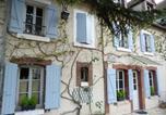 Hôtel Isdes - La Ribambelle-1