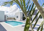 Hôtel Aruba - The Palm Leaf Apartments-3