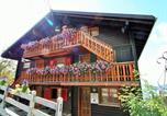 Location vacances Albinen - Beautiful Apartment in Albinen with Garden-1