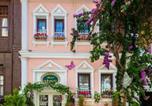 Hôtel Cankurtaran - Romantic Hotel Istanbul-1