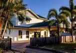 Hôtel Mackay - Shamrock Gardens Motel-1