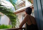Hôtel Santa Marta - Aluna Hostel B&B-1